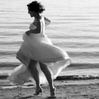 beach wedding dresses orange county